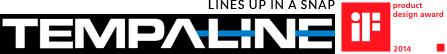 tempaline rajaustolppa logo